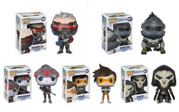 Overwatch Funko Pop! Figures