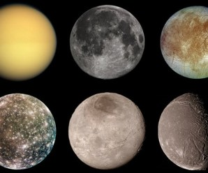 Top 10 Largest Planetary Moons in Our Solar System