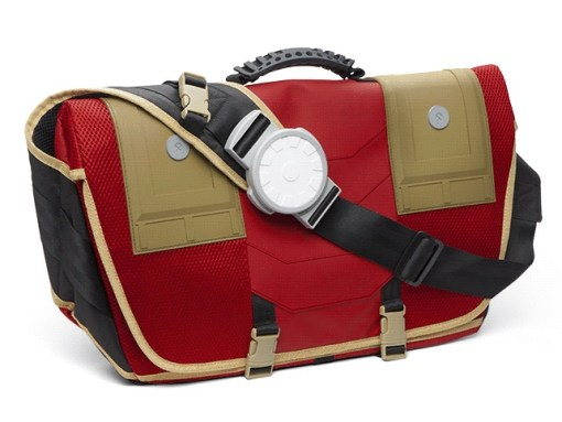 Ironman Style Messenger Bag