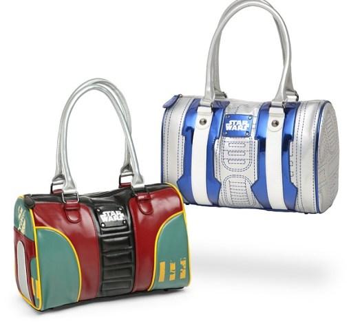 Star Wars Bowling Style Handbags