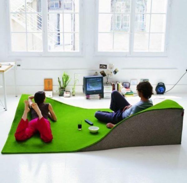 Flying Carpet Rug by Loomed