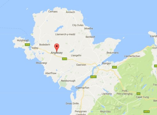 Anglesey - Google Maps