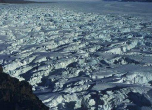 The Lambert-Fisher Glacier, Antarctica