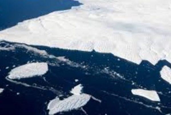 The Denman Glacier, Antarctica