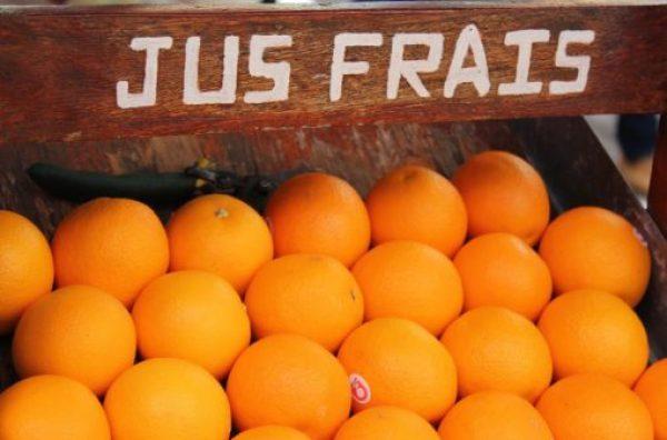 Spain Orange Production