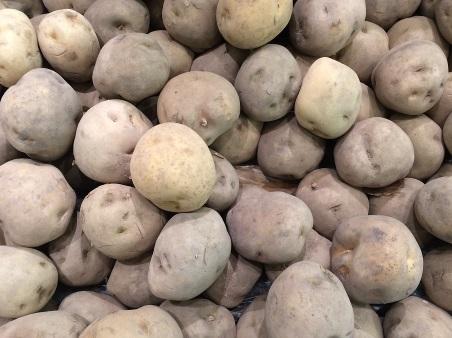 China Potatoes