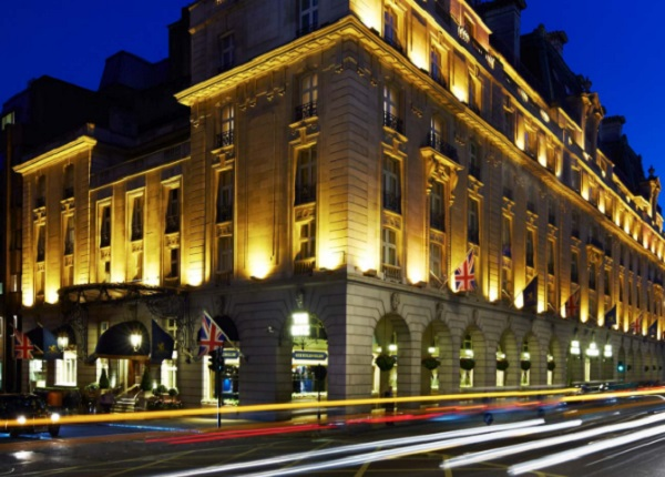 The Ritz Club, London