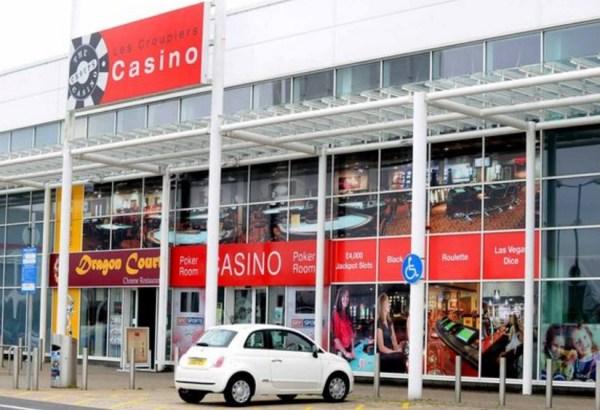 Les Croupiers Casino, Cardiff