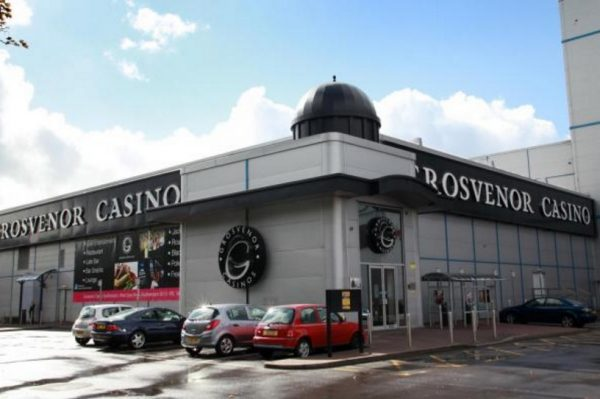 Grosvenor Casino, Southampton