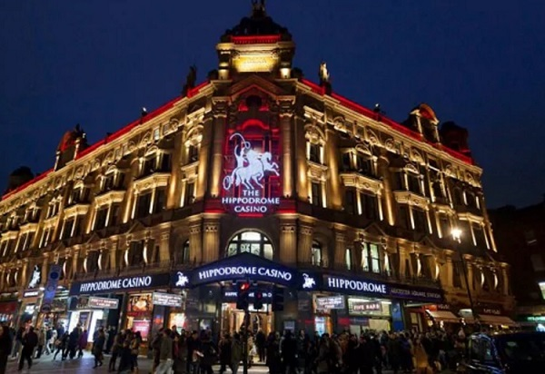 Hippodrome Casino, London