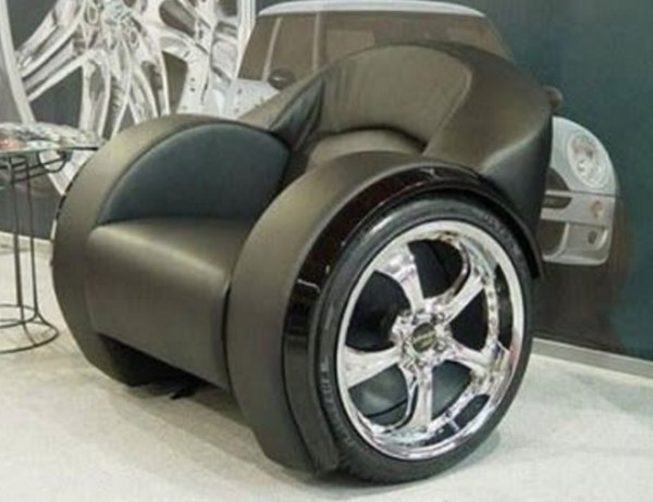 Mini Cooper Armchair