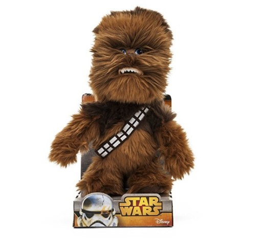 Star Wars: Chewbacca Velvet Plush Toy
