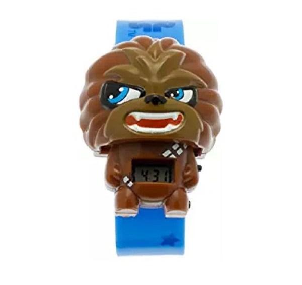 Star Wars: Chewbacca LCD Wristwatch