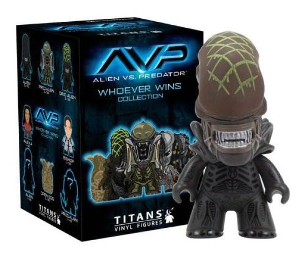 Alien Vs Predator Collector Figures