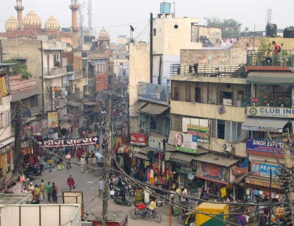 Delhi City Center