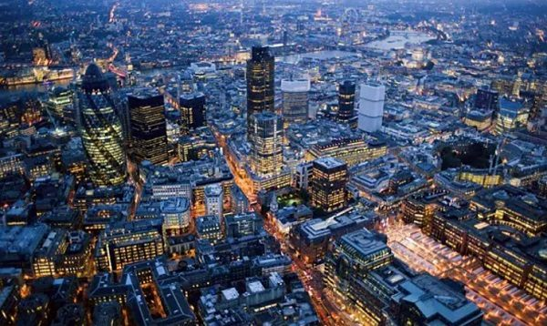 Greater London City Centre