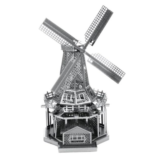 Windmill Metal Model Building Kit