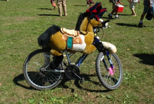 Top 10 Strange and Unusual Accessories for Bicycles