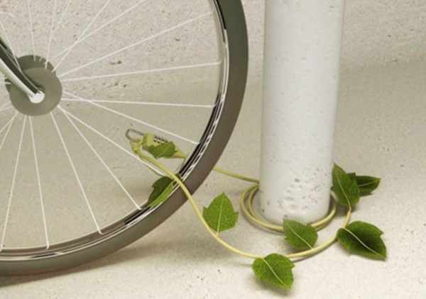 Vine Bicycle Lock