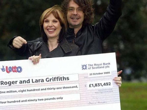 Lara and Robert Griffith