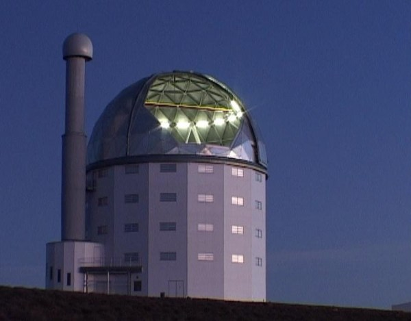 Southern African Large Telescope, South Africa