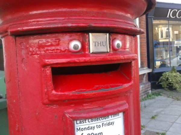 Ten of the Oldest Pillar Boxes in the UK (Post Boxes)