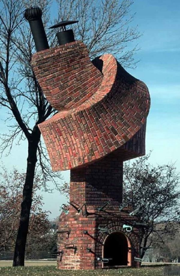 Knotted Chimney