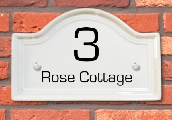 Rose Cottage House Name