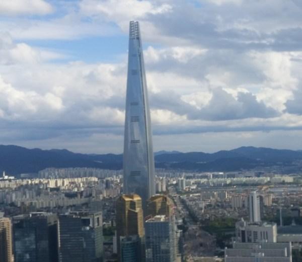 Lotte World Tower, South Korea