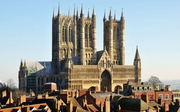 Lincoln Cathedral, UK