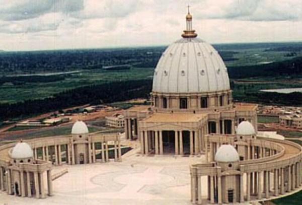 Our Lady of Peace Basilica, Ivory Coast