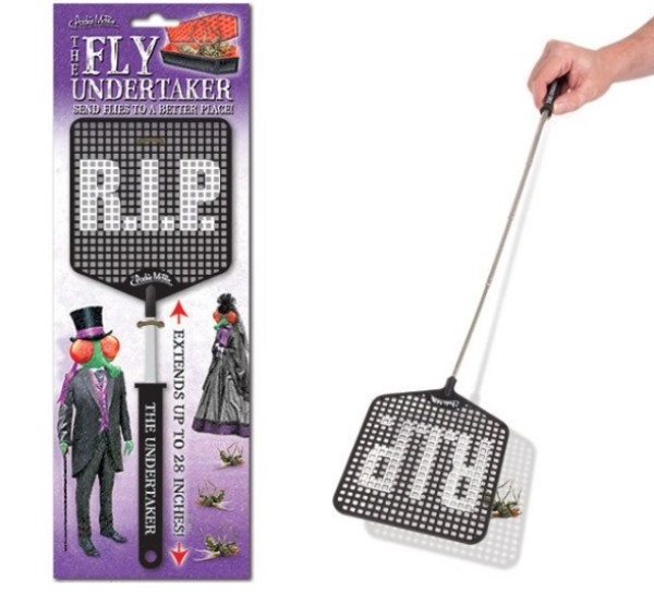 The Fly Undertaker