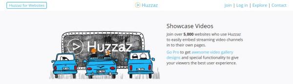 huzzaz.com