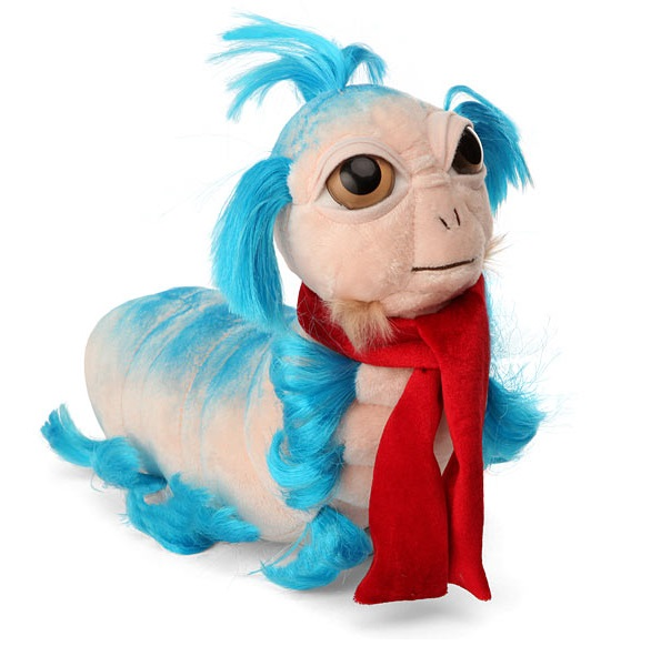 Jim Henson's Labyrinth: 'Ello Worm Plush