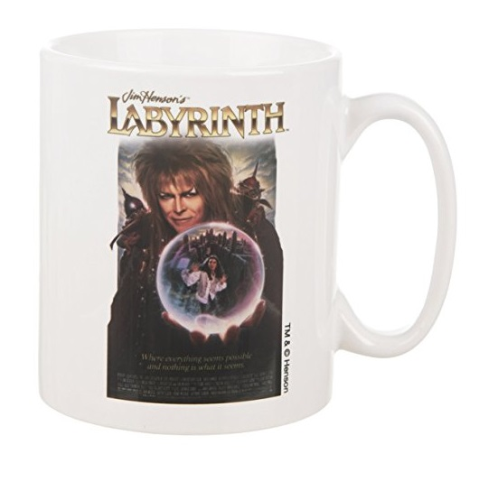 Jim Henson's Labyrinth: Coffee Mug