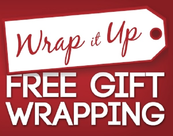 Free Gift Wrapping Coupon