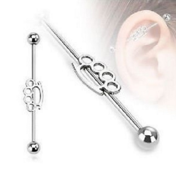 Knuckle Duster Stud Bar