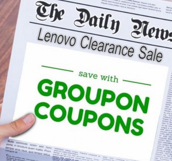 Lenovo Clearance Sale