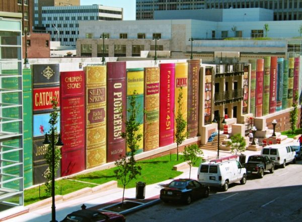 The Kansas City Public Library, United States