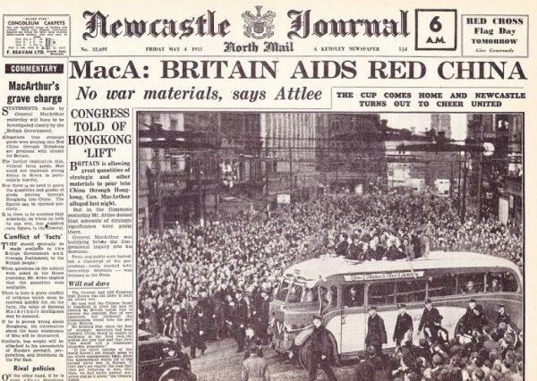 The Newcastle Journal Newspaper