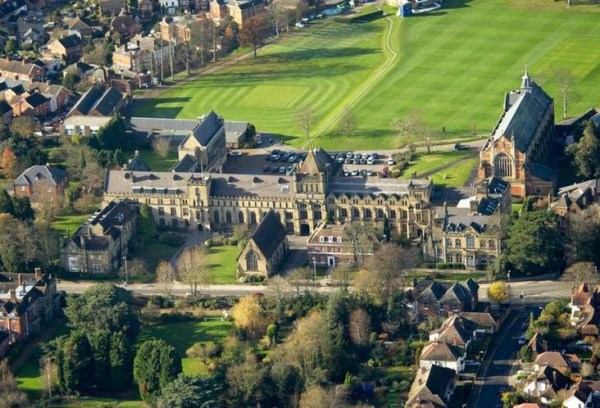 Tonbridge School, England