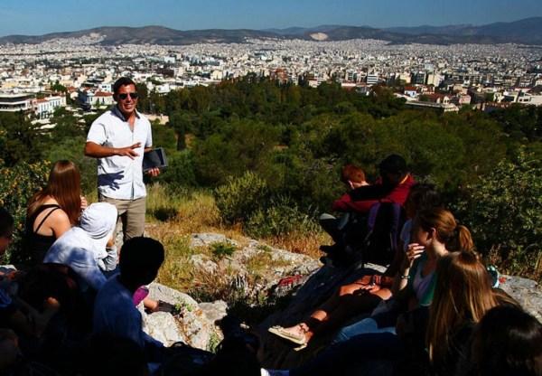 Think Global School, Travelling