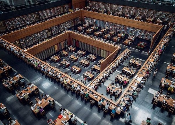 National Library of China, China