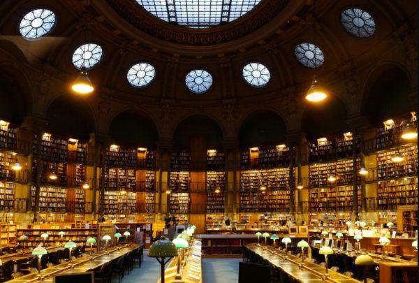 Bibliothèque nationale de France, France