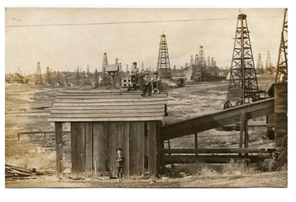 1908 Young Boys Pump House