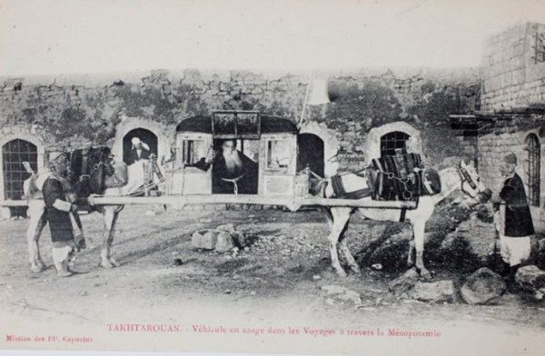 Capuchin missionaries in Ottoman Mesopotamia at the beginning of the 20th century
