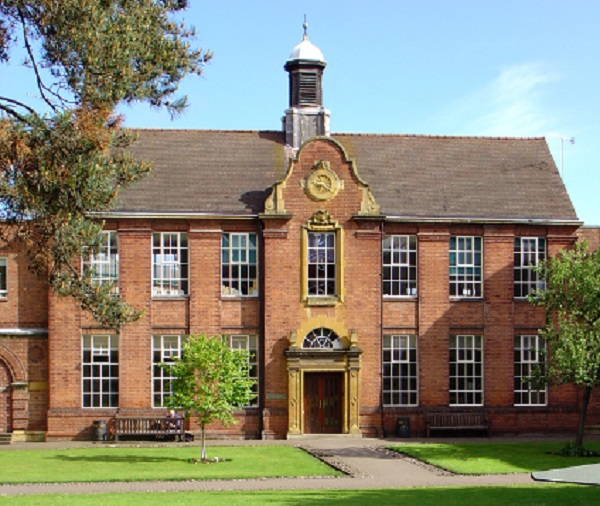 Royal Grammar School Worcester, England