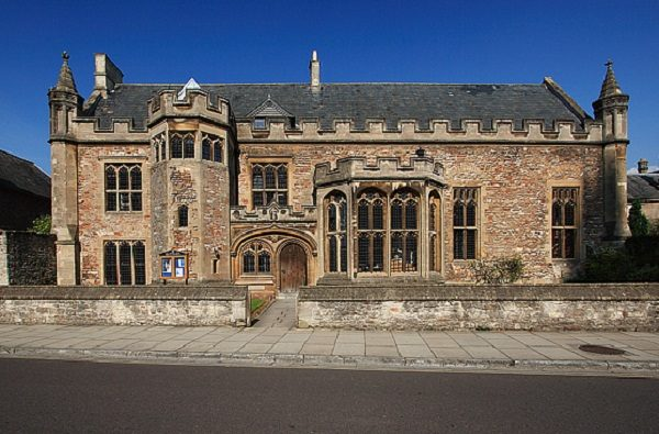 Wells Cathedral School, England