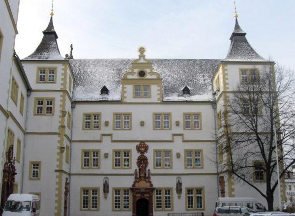Gymnasium Theodorianum, German