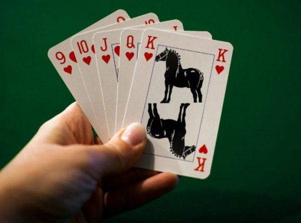 Stud Horse poker
